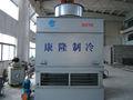 condensador evaporativo de amoníaco en el sistema de refrigeración