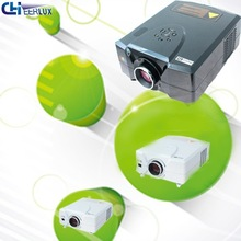 cheerlux easy operation home projector