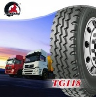 TRANSKING big truck wheels and tires 315/80R22.5 NOT scrap tyres