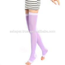 OEM Women Sleeping Stockings Elastic Compress Leggings Slimming Sex Beauty Legging