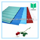 pvc plastic roof sheet