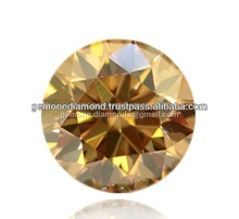 Super High Quality Excellent Round Cut Moissanite Fancy Color Diamonds Manufacturer