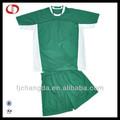 100% portugal de poliéster de sublimación camiseta de fútbol uniforme