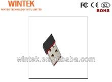 Mini Wifi Wireless USB Adapter 150M IEEE 802.11n LAN Network Card
