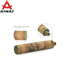 2013 e cigarette new products wooden e cigs ego X-Fire e cigarette refill cartridge