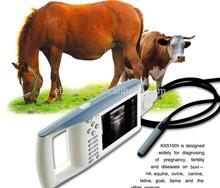 China 326*162*45mm portable veterinary ultrasound equipment