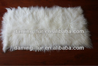 top grade Full Skin Lamb Fur Blanket