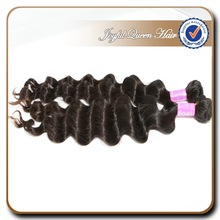 New arrival brazilian can be permed deep wave hair extension
