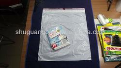 Plastic Drawstring trash bag with good quality