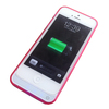 For iPhone 5 5S ,2200Mah Power Bank Battery Case With Colorful Frame