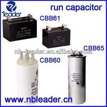 cbb60,cbb61,cbb65 motor run capacitor