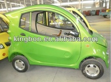 high quality 4 wheel mini electric car, sedan for family