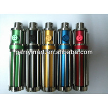clone134 mechanical mod atomizer electronic cigarette push button