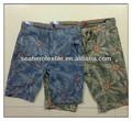 Mannes blume gedruckt shorts; herren kurz; mode shorts; cargo pant;