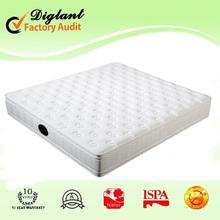 cheap hotel hard foam bed folding spring mattress