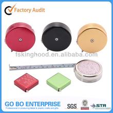 Colorful metal measuring tape/measure tape
