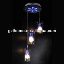 changeable pendant light for dinning room