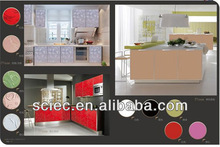 various decorative sheet glass(glue-etched glass),art glass with CE&ISO9001