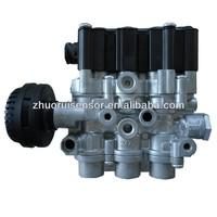 Wabco Electromagnetic valve ZR-D024 Man spare part for trucks Mercedes truck parts WABCO 4729000550 DAF 1304587 SCANIA 1934991