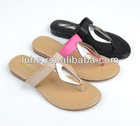 latest design ladies slippers shoes and sandals 2014