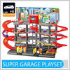 Interesting Gifts 58PCS Super Garage Playset New Kids Toys For 2014 With All Certificates