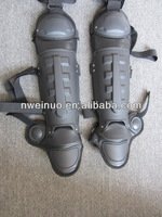 PC/ ABS Velcro Strap Shin Guard Military Paintball