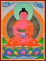 tara verde qualidade superior pedaço mestre tibetano thangka