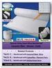 Heat insulation ceramic fiber woven cloth as fabric fire resistant curtain