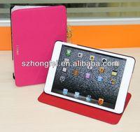 leather cover case for minion despicable me 2 case for ipad mini