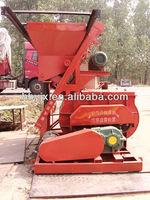 high quality JS750 automatic concrete mixer