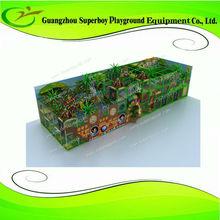 Macia agradável floresta Playground Indoor equipamentos para venda 2-25E