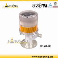 HX-WL22 Solar Power beacon