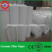 Thermal Insulation Refractory Ceramic Fiber Paper for Boiler