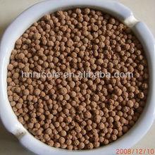 no dust soil grain organic fertilizer for aqua system volcanic soil direct sale of China