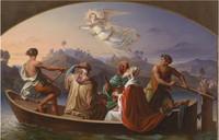 Bulk high resolution religious angel image 3d lenticular god picture