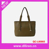china supplier daily use pu leather weekend bag