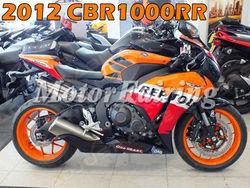 Motorcycle For Honda CBR100 2012 Bodywork ABS Plastic Fairing kit