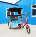 2014 fashion electric battery auto rickshaw