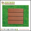 Water proof and durable outdoor floor tile