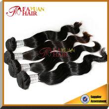 7a Grade Body Wave 100% Unprocessed Cheap Price Brazilian Virgin Hair Weave