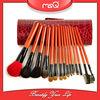 16pcs brand MSQ crocodile cylinder brushes makeup
