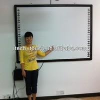 "104"" digital writing whiteboad/projector board"