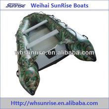 Marine Sport Inflatable Aluminium Boat