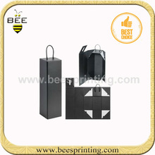 leather wine carrier, wine box, wine packaging box
