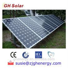 Chinese 255w mono panel solar price