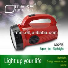 electric shock flashlight exterior flexible for outdoor