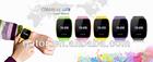 small human tracking device / gps watch tracker - caref watch