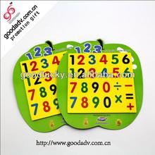 Children educational Magnetic Puzzle/promotional magnet puzzle