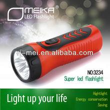 1000 lumen led flashlight magnetic base made in china