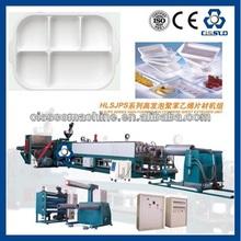 PP PS foam sheet extrusion machine line, Foam Lunch Box Production Line